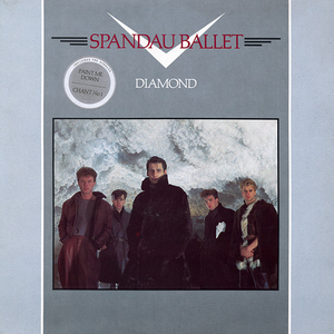 Diamond (Spandau Ballet album) - Image: Spandau Ballet Diamond Coverart