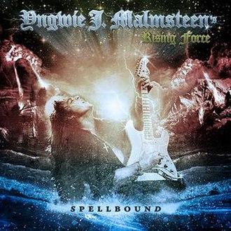 Spellbound (Yngwie Malmsteen album) - Image: Spellbound 2012