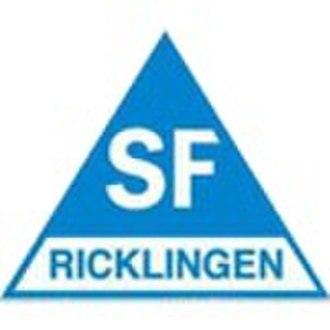 Sportfreunde Ricklingen - Image: Sportfreunde Ricklingen