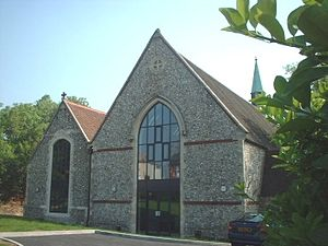 Richard Enraght - St Andrew Church, Portslade