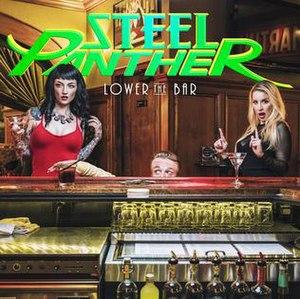 Lower the Bar - Image: Steelpantherlowerthe bar