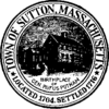Official seal of Sutton, Massachusetts