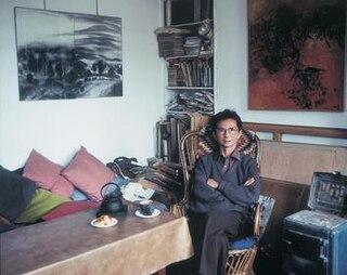 Tang Haywen French painter of Chinese origin