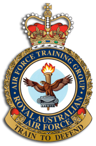 Air Force Training Group RAAF - Air Force Training Group's crest