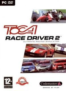 <i>TOCA Race Driver 2</i>