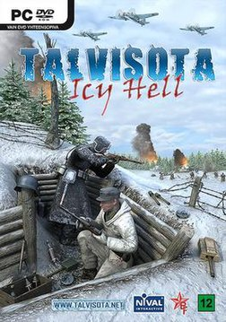 Talvisota: Icy Hell game cover