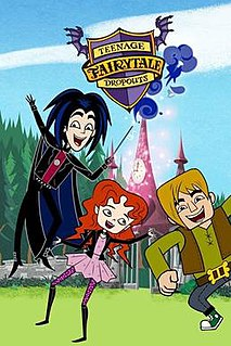 <i>Awesome Magical Tales</i> Television series