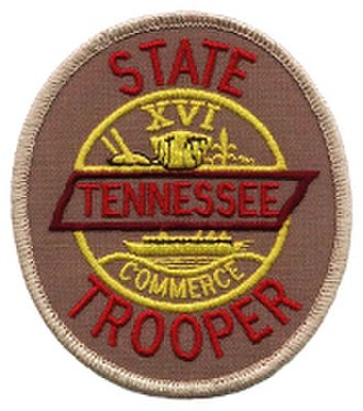 Tennessee Highway Patrol - Image: Tennessee State Police