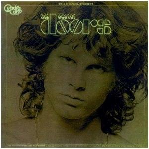 The Best of The Doors (1973 album) - Image: The Doors The Best Of The Doors 1973