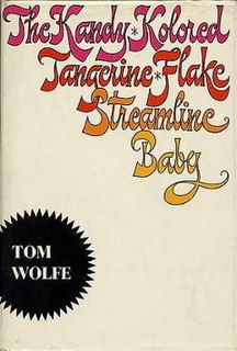 <i>The Kandy-Kolored Tangerine-Flake Streamline Baby</i> book