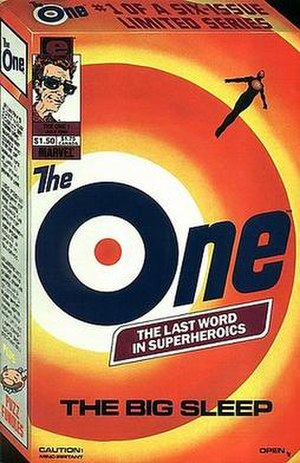 The One (comics) - Image: The One 01