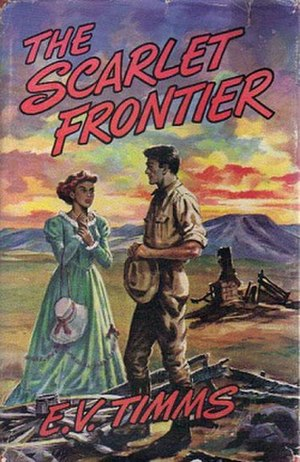 The Scarlet Frontier - First edition