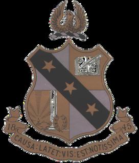 Alpha Sigma Phi North American collegiate fraternity
