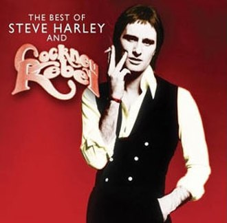 The Cream of Steve Harley & Cockney Rebel - Image: The Best of Steve Harley and Cockney Rebel 2008 Album Cover