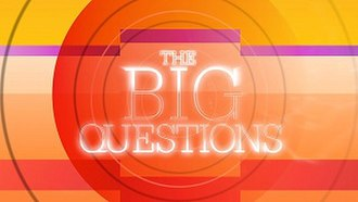 The Big Questions - The Big Questions title sequence