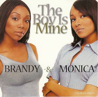 The Boy Is Mine (song) - Image: The Boy Is Mine (Brandy single) coverart