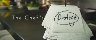 The Chef's Protege - Image: The Chefs Protege titles