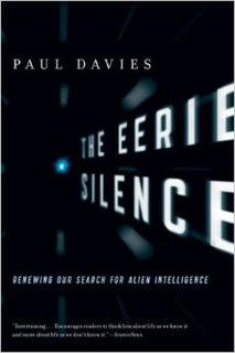 <i>The Eerie Silence</i> book by Paul Davies