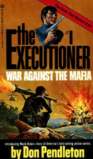 The Executioner (book series) - Image: The Executioner (Don Pendleton novel cover art)