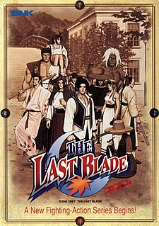<i>The Last Blade</i> 1997 video game