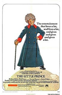 <i>The Little Prince</i> (1974 film) 1974 film by Stanley Donen