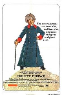 The Little Prince 1974 Film Wikipedia