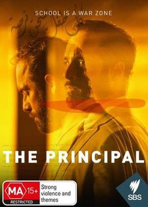 The Principal (TV series) - Region 4 DVD cover