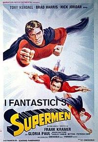 The Three Fantastic Supermen