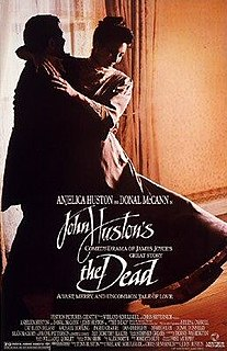 <i>The Dead</i> (1987 film) 1987 film by John Huston