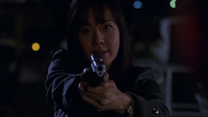 Sun-Hwa Kwon - Sun threatens to kill Ben, until she learns that Jin may still be alive.