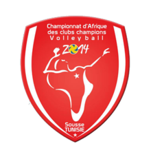 This is a logo for 2014 African Volleyball Clubs Champions Championship.png