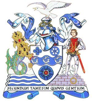 Thurrock Council - Image: Thurrock Council coat of arms