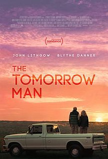 <i>The Tomorrow Man</i> 2019 American Drama Film