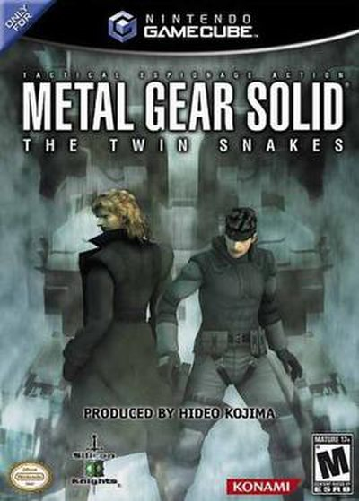 Picture of a game: Metal Gear Solid: The Twin Snakes