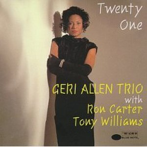 Twenty One (Geri Allen album) - Image: Twenty One (Geri Allen album)