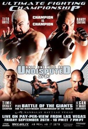 UFC 44 - Image: UFC44
