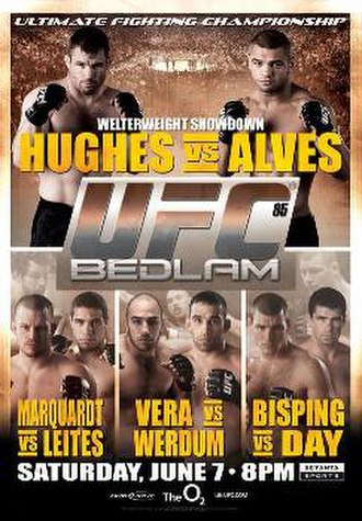 UFC 85 - Image: UFC 85