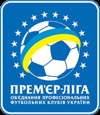 Ukrainian Premier League - Old emblem