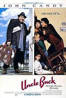 <i>Uncle Buck</i> 1989 film by John Hughes