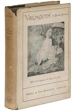 Valmouth - First edition cover by Augustus John