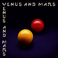 Venus and Mars cover