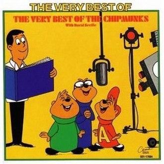The Very Best of The Chipmunks - Image: Verybestofthechipmun ks