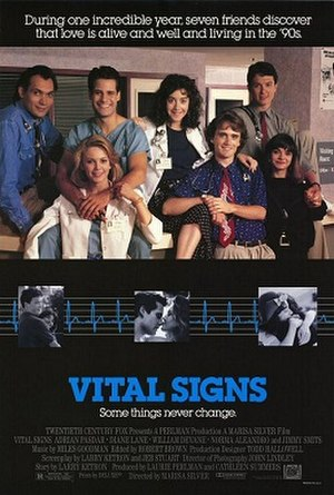 Vital Signs (film) - Theatrical release poster