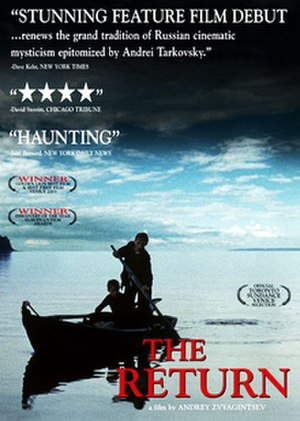 The Return (2003 film) - Theatrical release poster