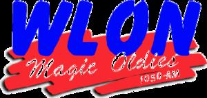 WLON - Previous logo