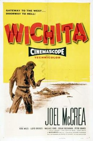 Wichita (film) - Image: Wichita poster