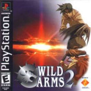 Wild Arms 2 - Image: Wild AR Ms 2 Cover Art