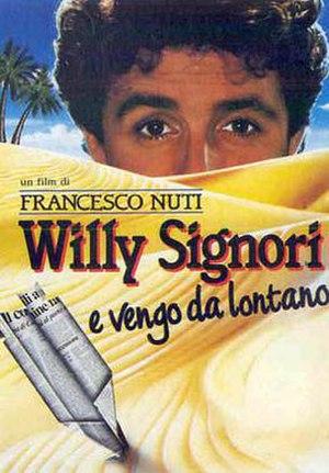 Willy Signori e vengo da lontano - Image: Willysignorievengoda lontano