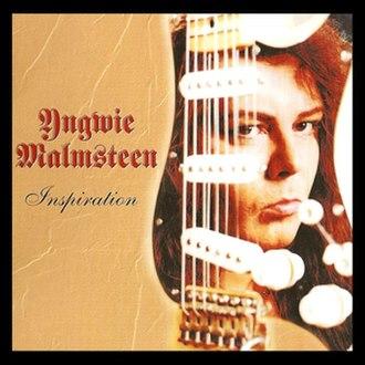 Inspiration (Yngwie Malmsteen album) - Image: Yngwie Malmsteen 1996 Inspiration (remaster)