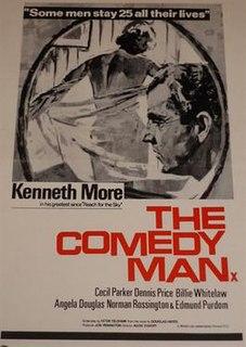 <i>The Comedy Man</i> 1964 film by Alvin Rakoff